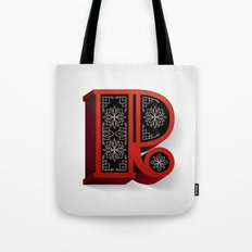 The Letter R Tote Bag