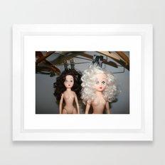 Closet Framed Art Print