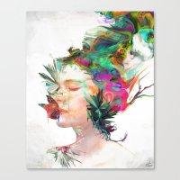 Breathe Me Canvas Print
