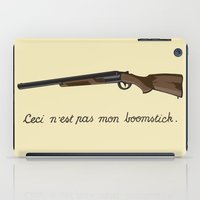 This is not my Boomstick iPad Case