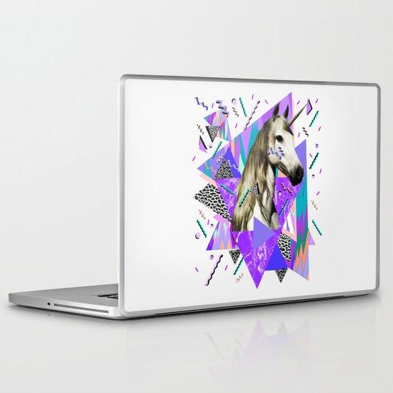 ACID WAVVES Laptop & iPad Skin