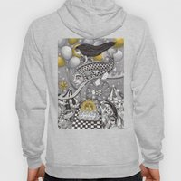 Roller Coaster Ride Hoody