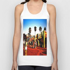 california adventuring Unisex Tank Top