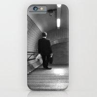 Empty London Underground… iPhone 6 Slim Case