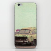 Old car iPhone & iPod Skin