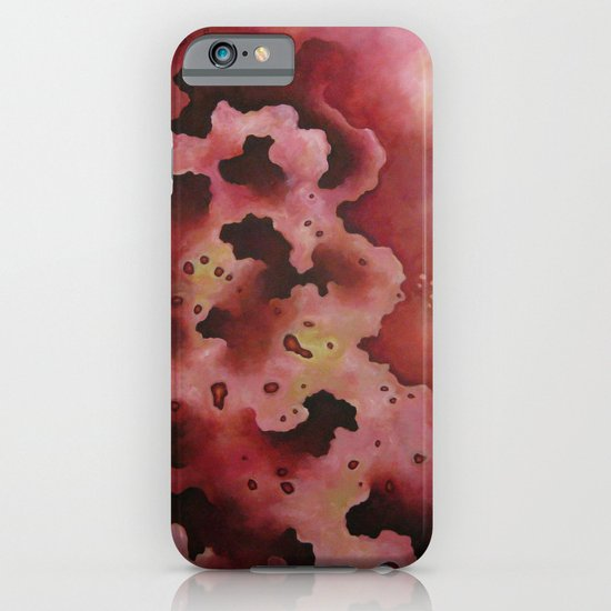 Biomorphic Untitled 5 iPhone & iPod Case