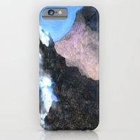 Canadian Mountain Scene iPhone 6 Slim Case