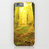 Autumnal Pathway iPhone 6 Slim Case