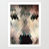 And Then There Was The B… Art Print