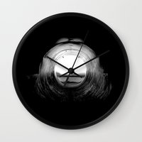 curl. Wall Clock