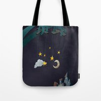 The Night Puppeteer Tote Bag