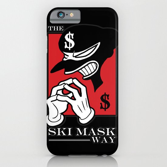 The Ski Mask Way iPhone & iPod Case