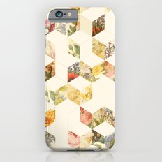 Keziah - Flowers Slim Case iPhone 6s