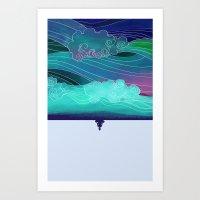 Avatar: Spirits Book v.0 Art Print