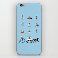 Not As Exciting iPhone & iPod Skin