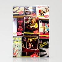 Paris Flea Market Books Stationery Cards