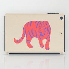 Uzual Tiger, Tiger print, animal print, nursery art iPad Case