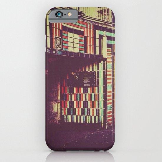 Subway iPhone & iPod Case