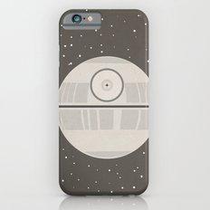 Death Star DS-1 Orbital Battle Station iPhone 6 Slim Case