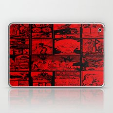RED - Anne Frankenstein … Laptop & iPad Skin
