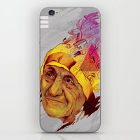 Madre Teresa iPhone & iPod Skin