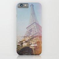iPhone & iPod Case featuring Paris by BTP Designs