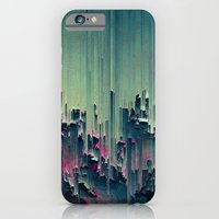 iPhone & iPod Case featuring Plantscape by Okti