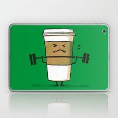 Strong Coffee Laptop & iPad Skin
