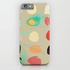 Tops of Ice Cream Cones Like Toupées iPhone 6 Slim Case