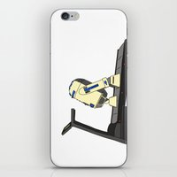 R2D2 color iPhone & iPod Skin