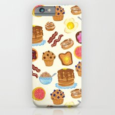 Breakfast Slim Case iPhone 6s