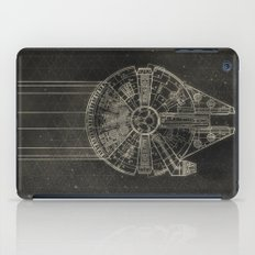 Millennium Falcon iPad Case