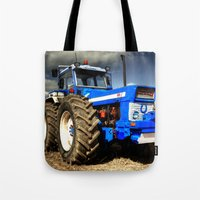 Ford County  Tote Bag