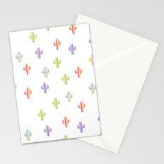 Catctus Multicolor Stationery Cards