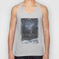 Lost In The Sea Unisex Tank Top