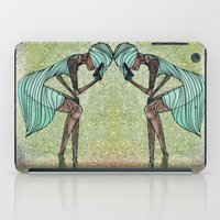 Lethal Woman iPad Case