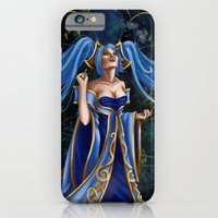 iPhone & iPod Case featuring Sona by Angy'art