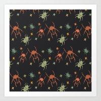 beetles Art Print