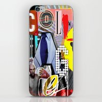 Collage Is More Than Jus… iPhone & iPod Skin