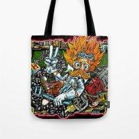 Heimerdinger Color Varia… Tote Bag
