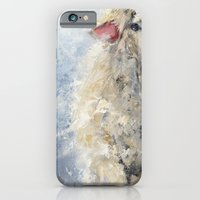 iPhone & iPod Case featuring Sheep by Anastasia Tayurskaya