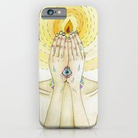 iPhone & iPod Case featuring Inner Light by Sirius
