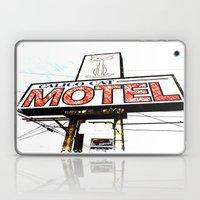 Kitty Motel Laptop & iPad Skin
