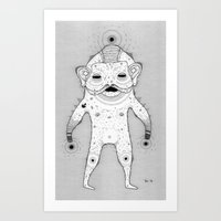 Niennunb Art Print