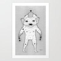 niennunb Art Print