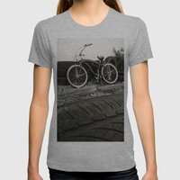 South Tacoma cruiser Womens Fitted Tee Athletic Grey SMALL