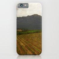 Rioja vineyards, spain, late spring iPhone 6 Slim Case