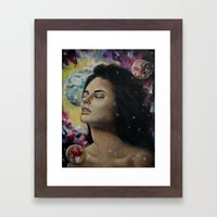 Every Moon For You  Framed Art Print