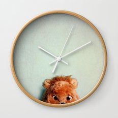 Childhood Wall Clock