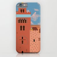 iPhone & iPod Case featuring Moroccan Arch by Smellissas